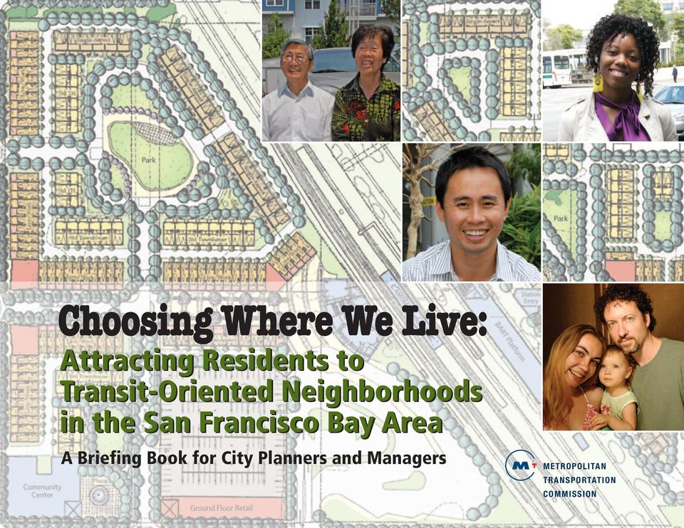 Francisco Bay Area A Briefing Book for City