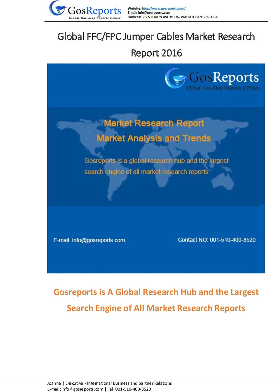 Global Research Hub and the Largest