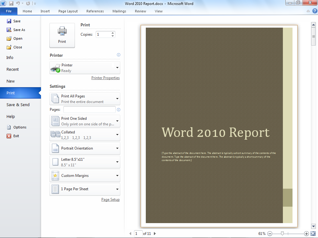 microsoft print to pdf not available