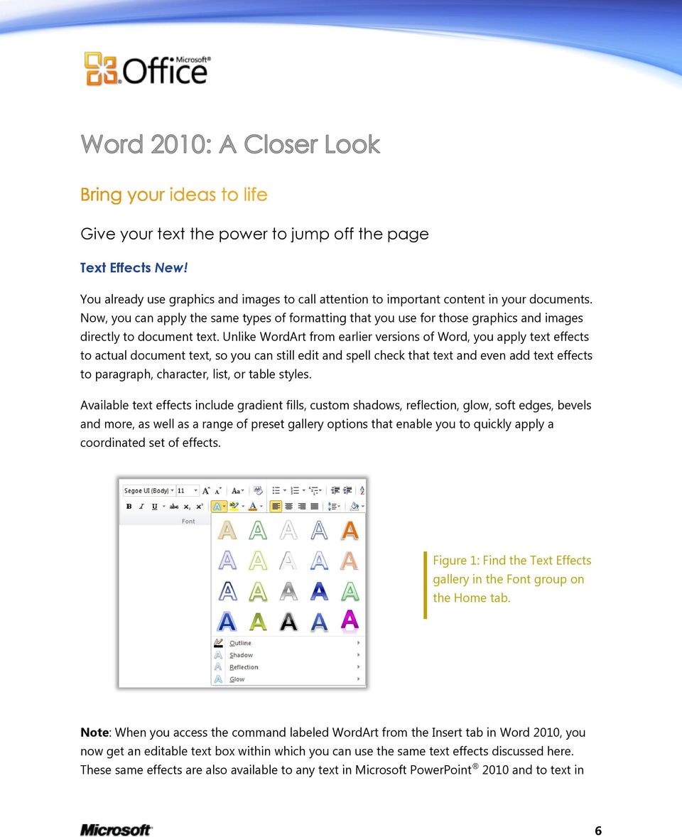 pdf add in for word 2010