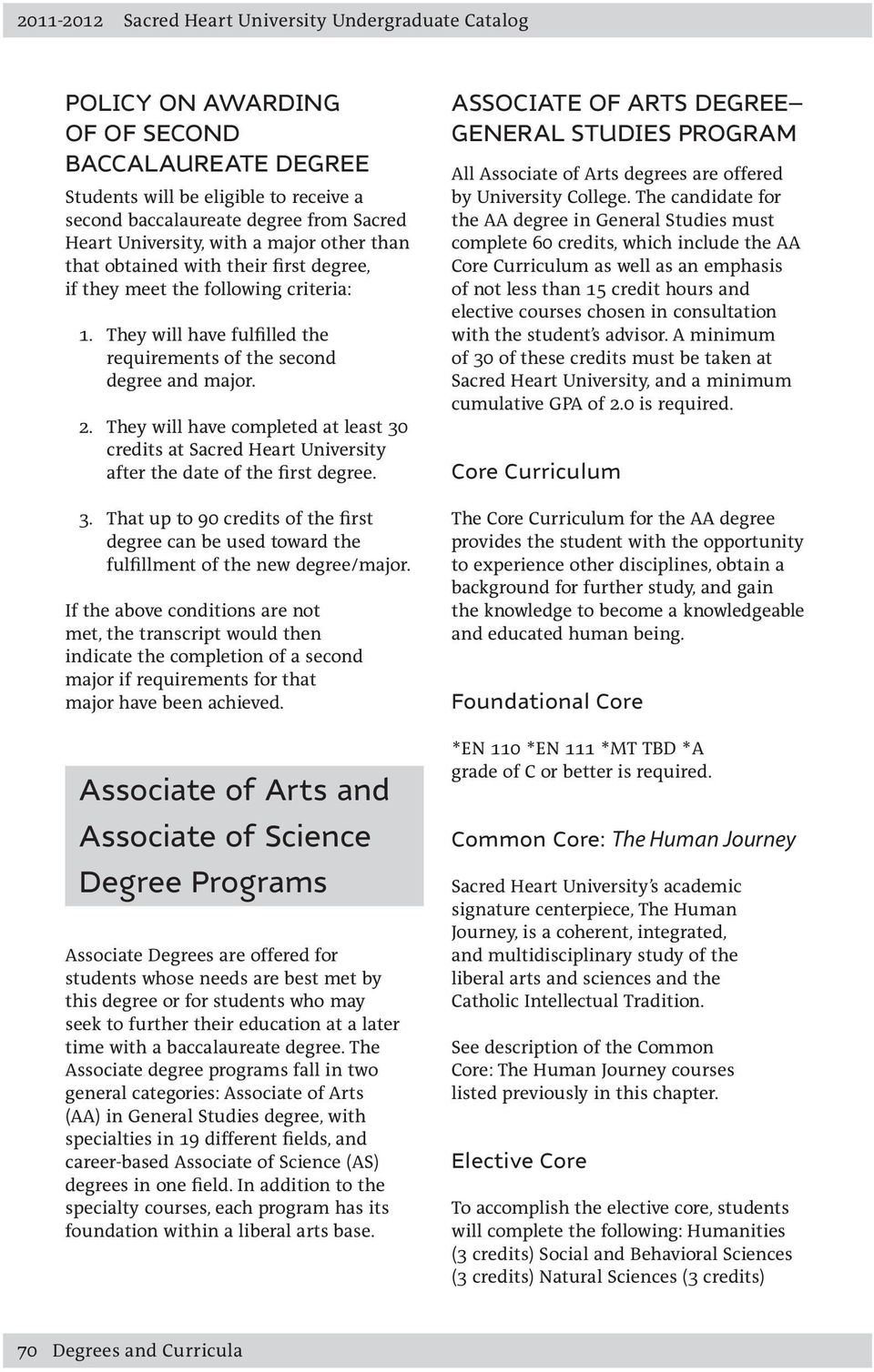 Biology broward college core subjects for aa degree