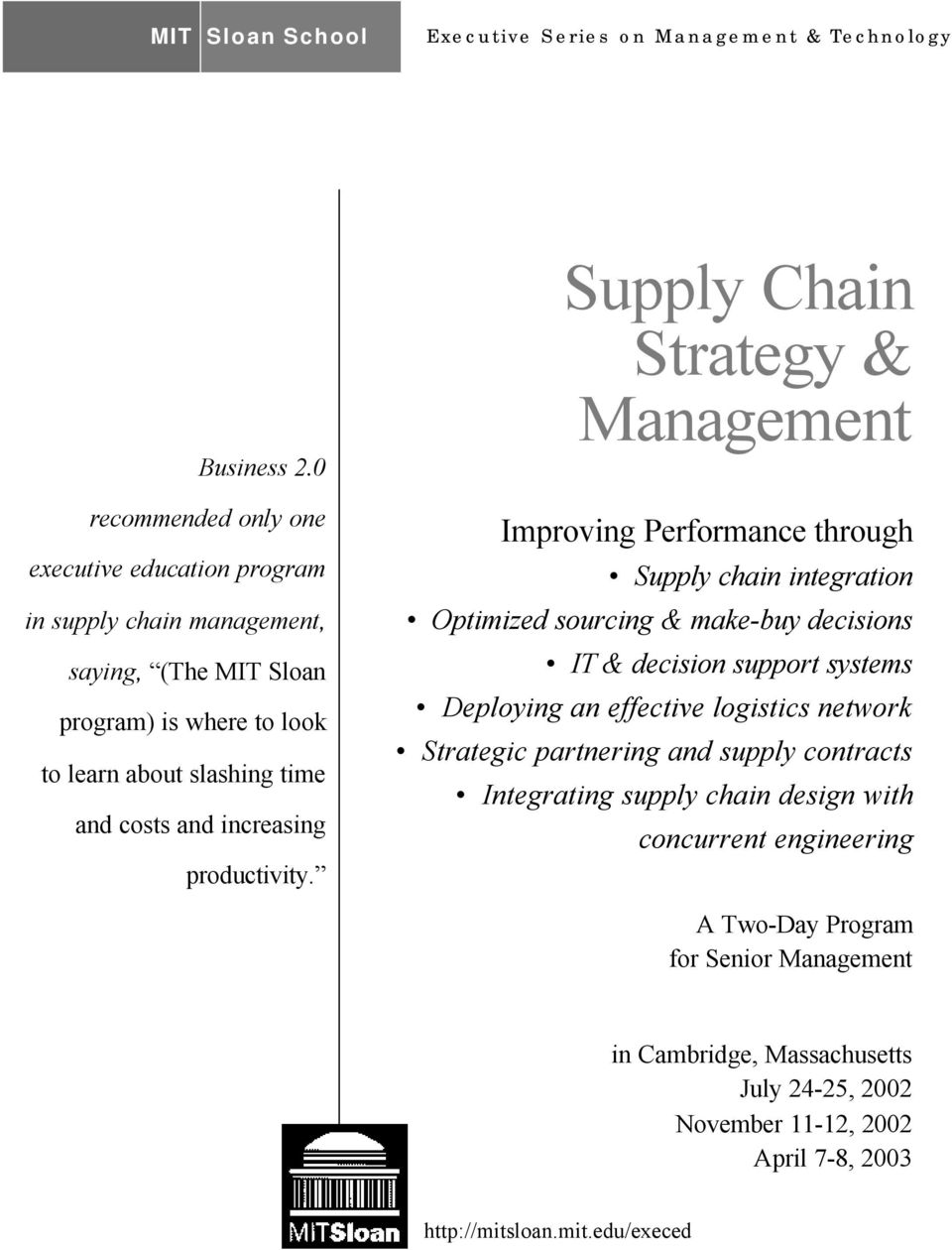 supply chain strategy Supply chain management: strategy, planning, and operation [sunil chopra, peter meindl, dv kalra] on amazoncom free shipping on qualifying offers paperback.