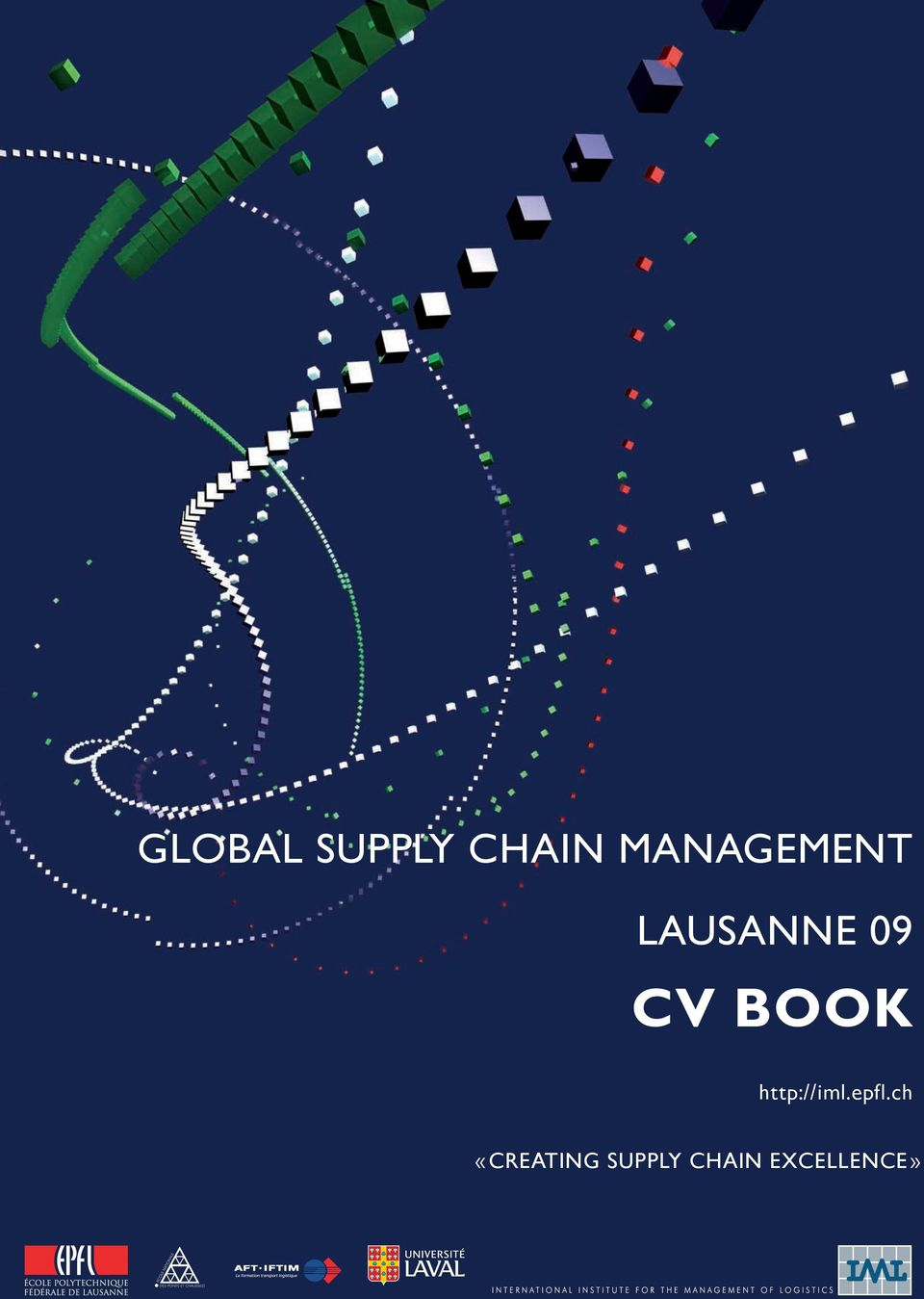 global supply chain management lausanne 09 cv book