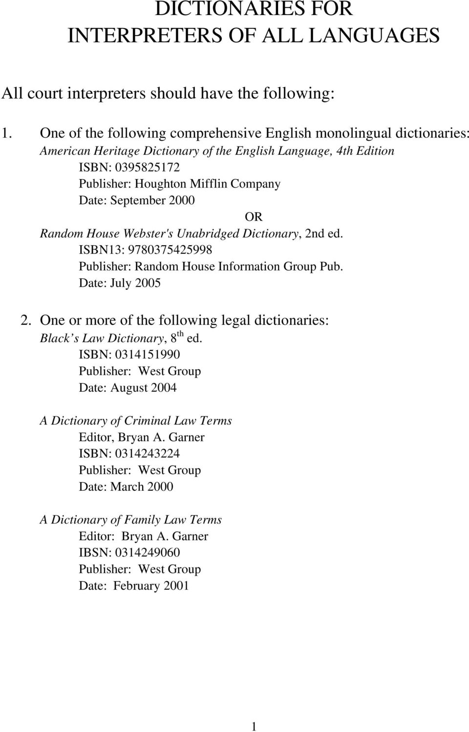 free Water Resources Sector Strategy : Strategic Directions for