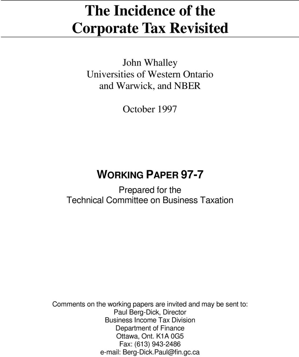 Income Tax Essays and Term Papers