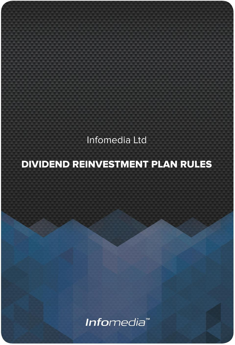 how to enroll in dividend reinvestment plan