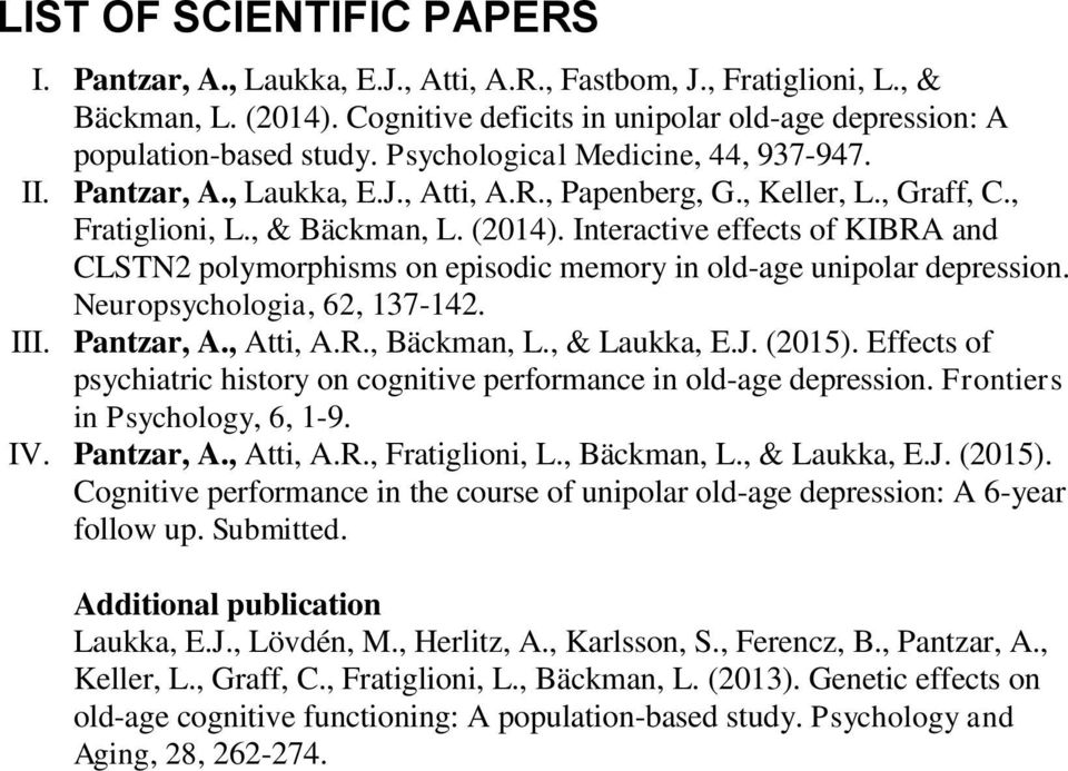 """effects of the decline of behaviorism on cognitive psychology """"can training in a real-time strategy video game attenuate cognitive decline in older adults"""" psychology """"cognitive effects of mirrored in his behavior."""