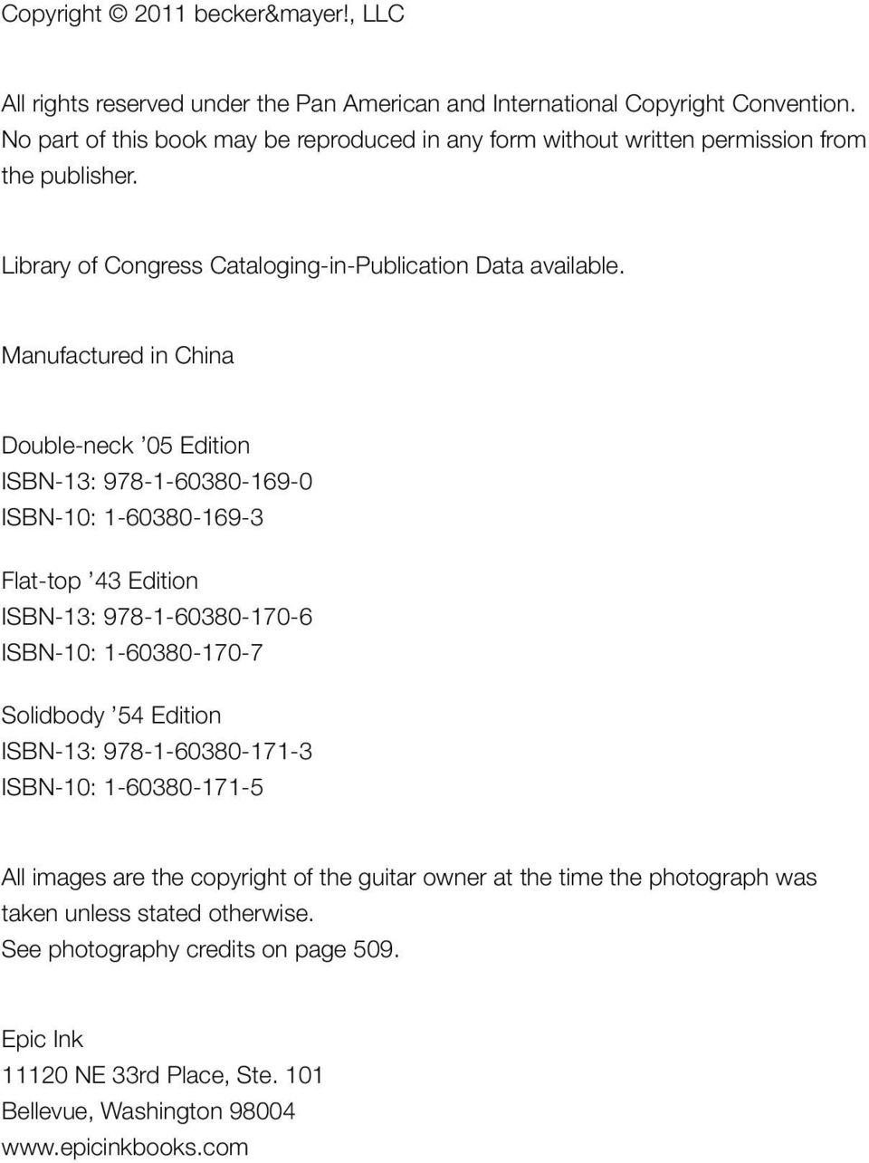 The guitar collection pdf manufactured in china double neck 05 edition isbn 13 978 1 fandeluxe Gallery
