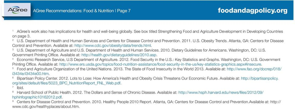 healthy people 2010 obesity and policy 7healthy people 2010 midcourse review et al creating healthy food and eating environments: policy and environmental preventing childhood obesity: health in.