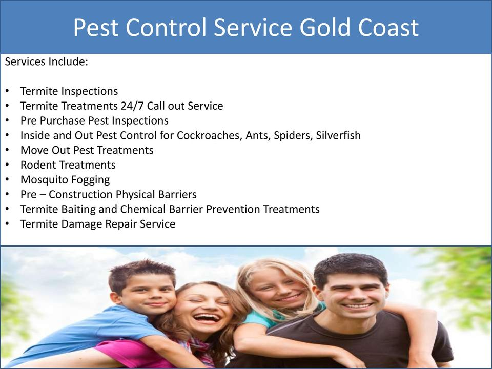 Spiders, Silverfish Move Out Pest Treatments Rodent Treatments Mosquito Fogging Pre Construction