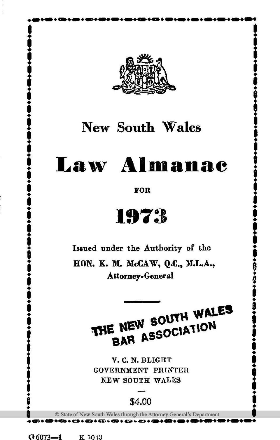 New South Wales FOR Issued under the Authority of the HON  : page1 from docplayer.net size 960 x 1507 jpeg 133kB