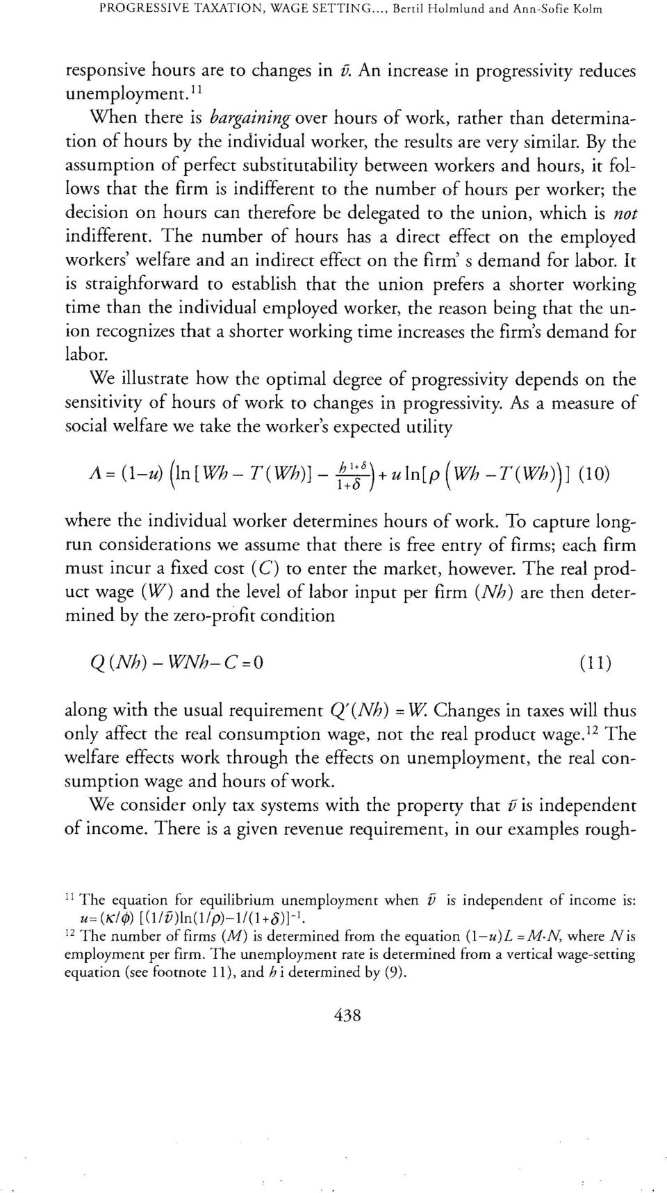 theory of income and employment pdf