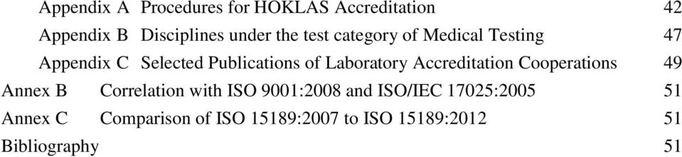 laboratory quality manual iso 15189 2012