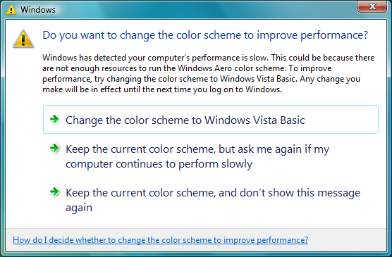 Limitations 32 When Using Windows Vista/Windows 7 Note the following points when using EasyMP Multi PC Projection with a computer running Windows Vista/Windows 7.