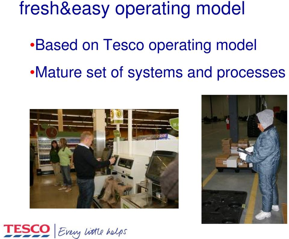 tesco erp system Tesco saves millions with supply chain analytics tesco's partnership with retail analytics provider dunnhumby is held up as the textbook case study for customer data analysis.