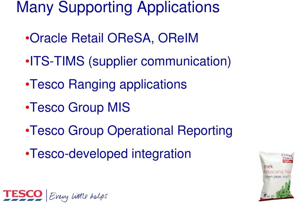 tesco erp system Hitachi consulting today announced its client tesco corporation (tesco) was named 2012 microsoft dynamics customer excellence award winner in the global business.