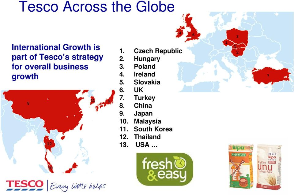 Every little brand helps: Tesco boss unveils new global retail strategy