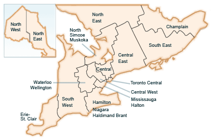 Health Links Through the Province Hastings Rural Kingston Barrie South Georgian Bay Quinte Peterborough Timmins North Toronto E Southlake