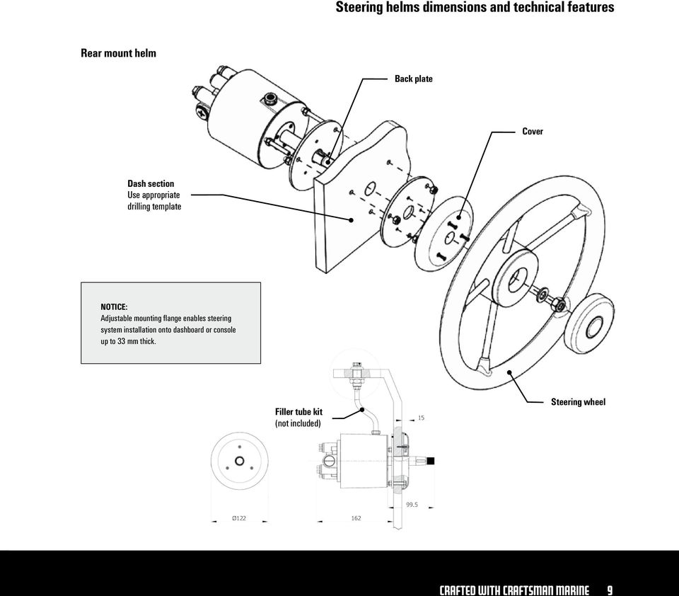 boat hydraulic steering helm diagram  boat  free engine
