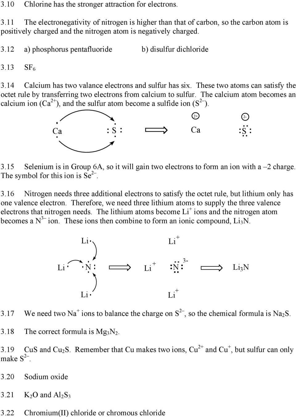Phosphorus ion symbol image collections symbol and sign ideas great oak high school extended essay modern chemistry chapter 3 chapter applying your knowledge even numbered biocorpaavc