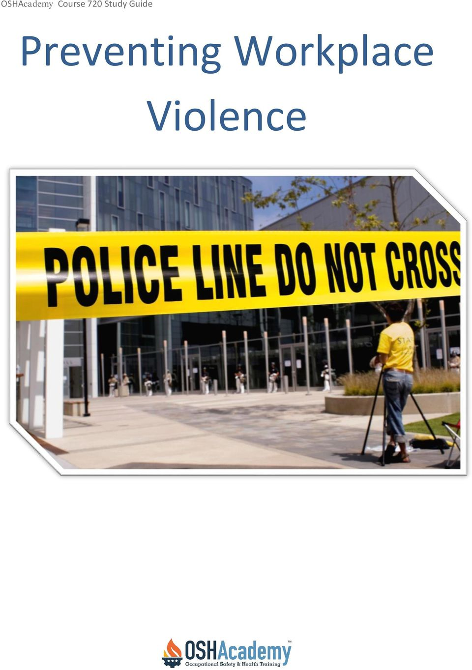 a study of workplace violence A study of 1,500 irish people has found that 6% have experienced physical violence in the workplace.