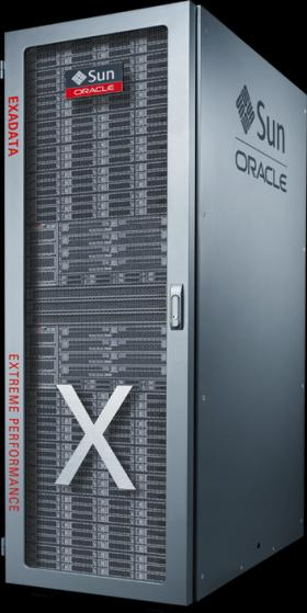 Oracle Big Data Platform In-Database Analytics Oracle Big Data Appliance Optimized for Hadoop, R, and NoSQL Processing Oracle Big Data Connectors Oracle Exadata System of