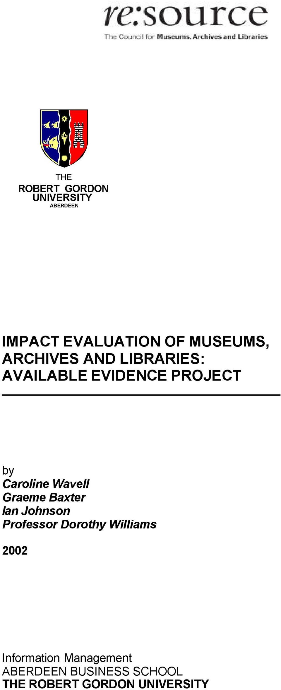 the impact of museums So thus began our work to measure the social impact of the oakland museum of california — an exciting but daunting task as deputy director.