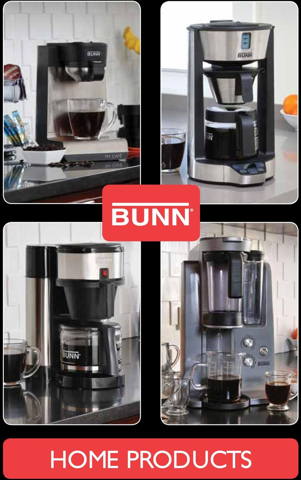 Superior Quality Temperature Bunn Machines Brew At A