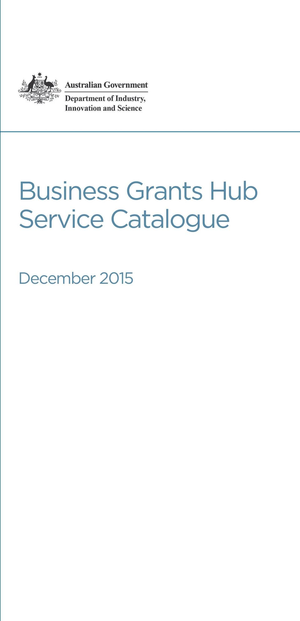 services business grants