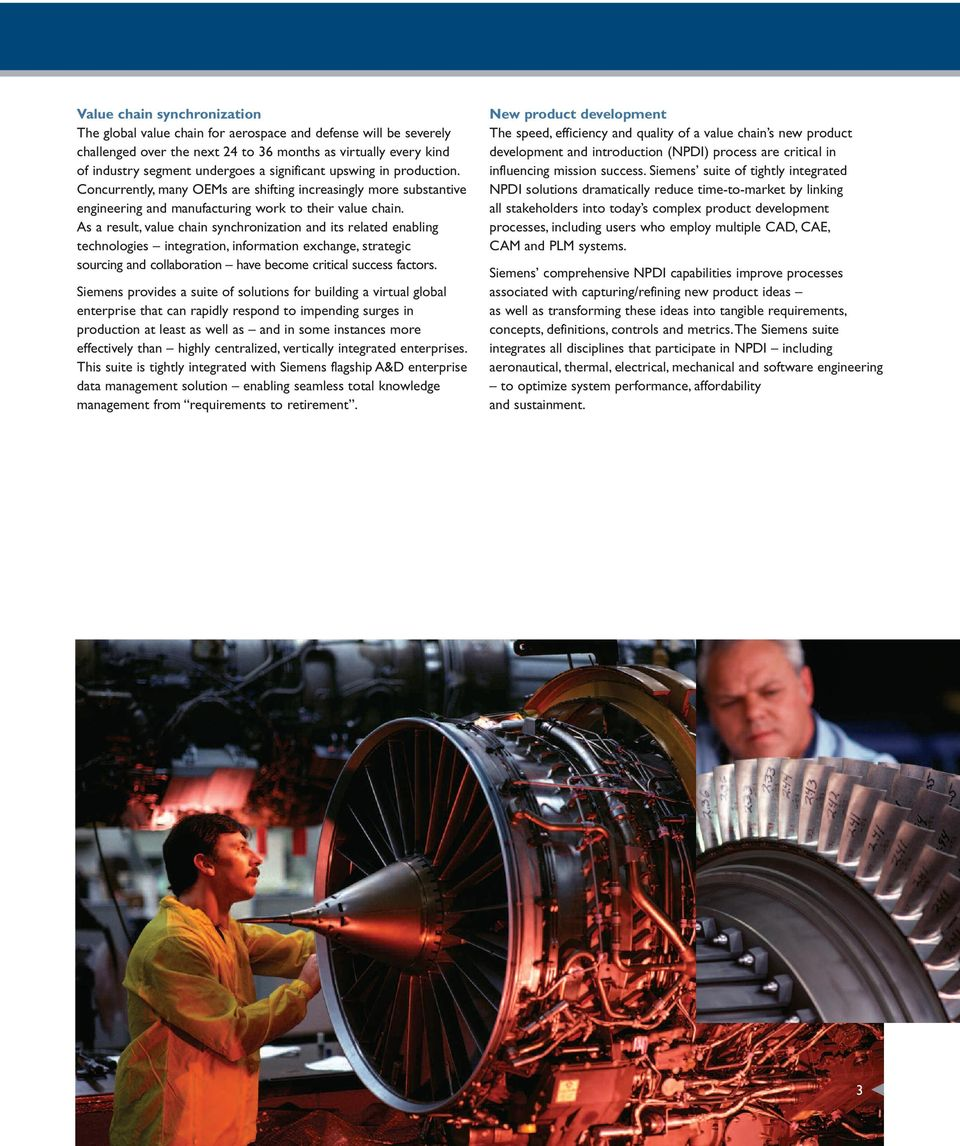 critical success factors of aerospace manufacturing industry Ibisworld identifies 250 key success factors for a businessthe most important  for the global military aircraft & aerospace manufacturing industry are.
