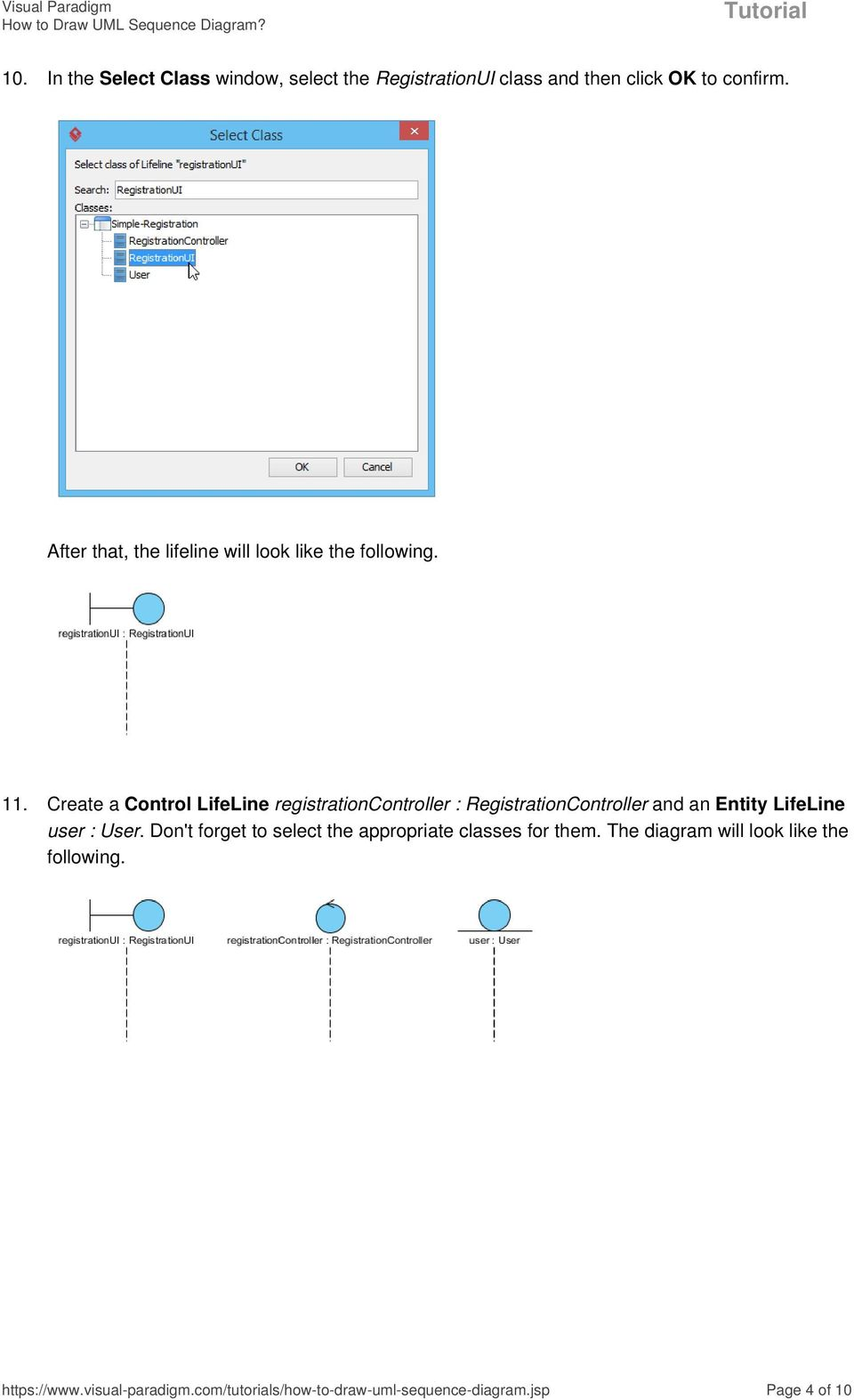 How To Draw Uml Sequence Diagram Written Date March 16 Pdf