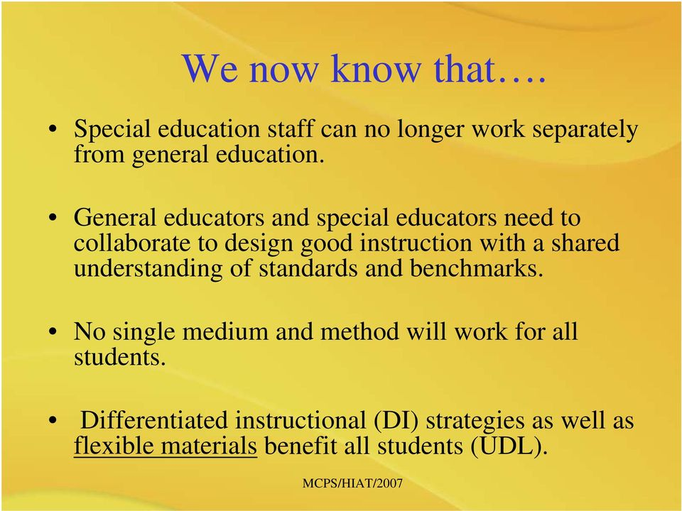 Universal Design For Learning Applied To Science Curriculum Pdf