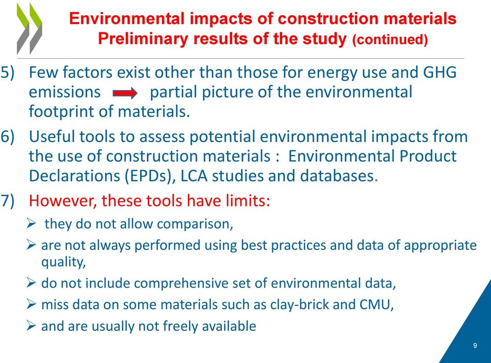 use of green building constructions environmental sciences essay Qualities, use, and examples december 1998 sustainable building materials • 11 building phase the building phase refers to a building material's useful life.