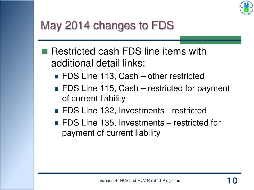 restricted for payment of current liability FDS Line 132, Investments -