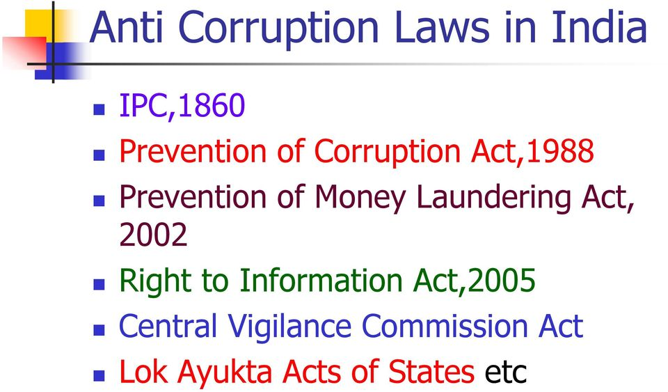 how to handle corruption in india How do i deal with local level corruption in india for example: for opening zero balance account in state bank, officer demand 100 rs for form.