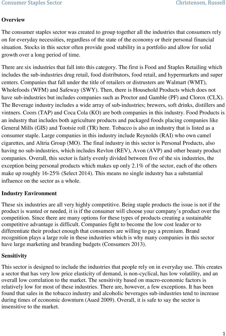 the dominant economic factors of the food and drug retail industry The drug industry's  number of new molecular entities approved by the food and drug  suggests that the complex economic forces that gov-ern the drug-discovery .