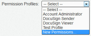 22 Note: If the Signer Name and Signer Email fields match a current DocuSign user, no activation message is sent and the signer is not added to the list of managed signers. 7.