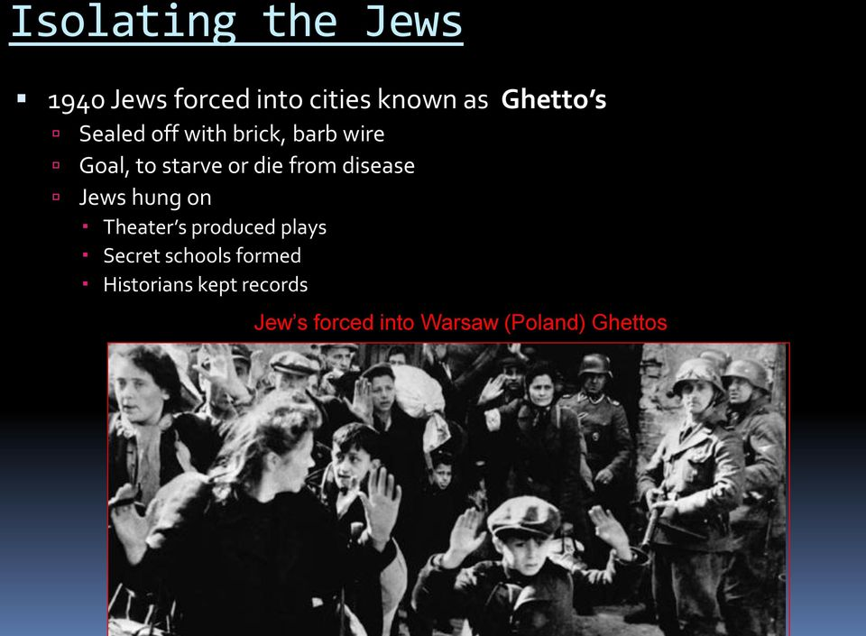 disease Jews hung on Theater s produced plays Secret schools