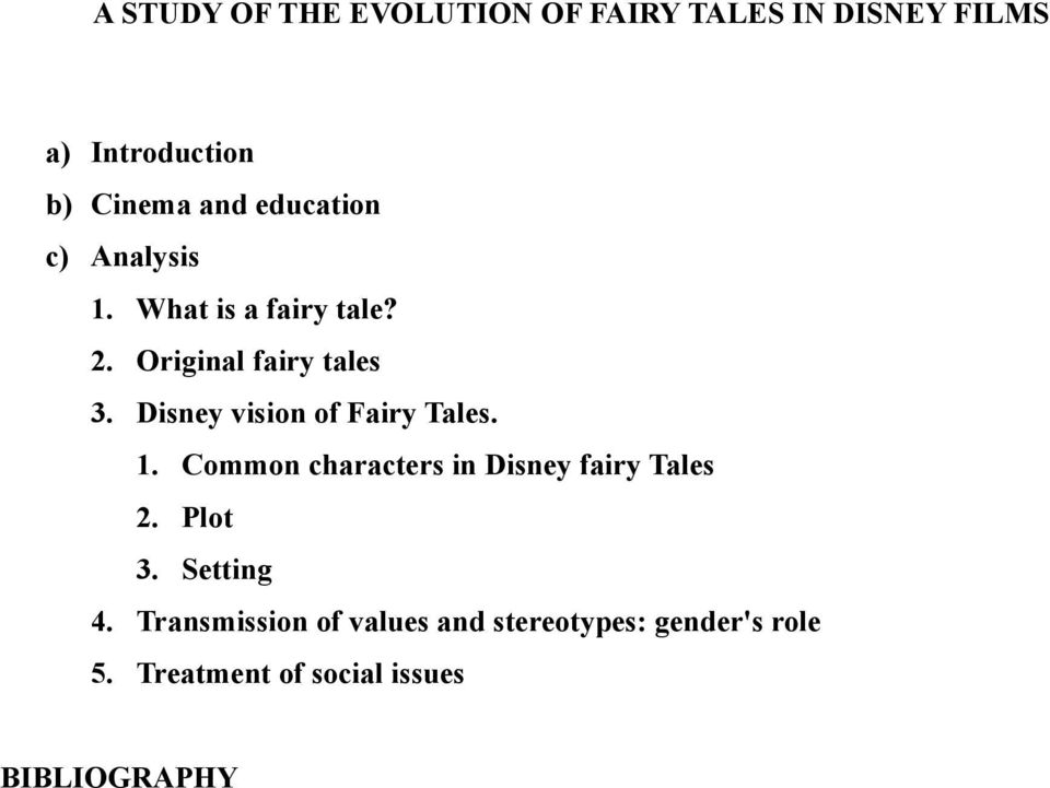 fairy tale stereotypes How disney destroyed the fairy tales and paved way for gender stereotypes posted on october 7, 2014 in society.
