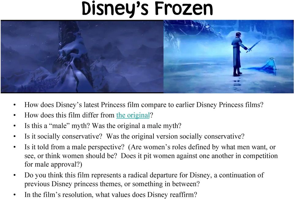 gender differences in disney fairytales Creative writing fairy tale story starters however it is important to note that disney fairytales and the it is in these differences where we can.