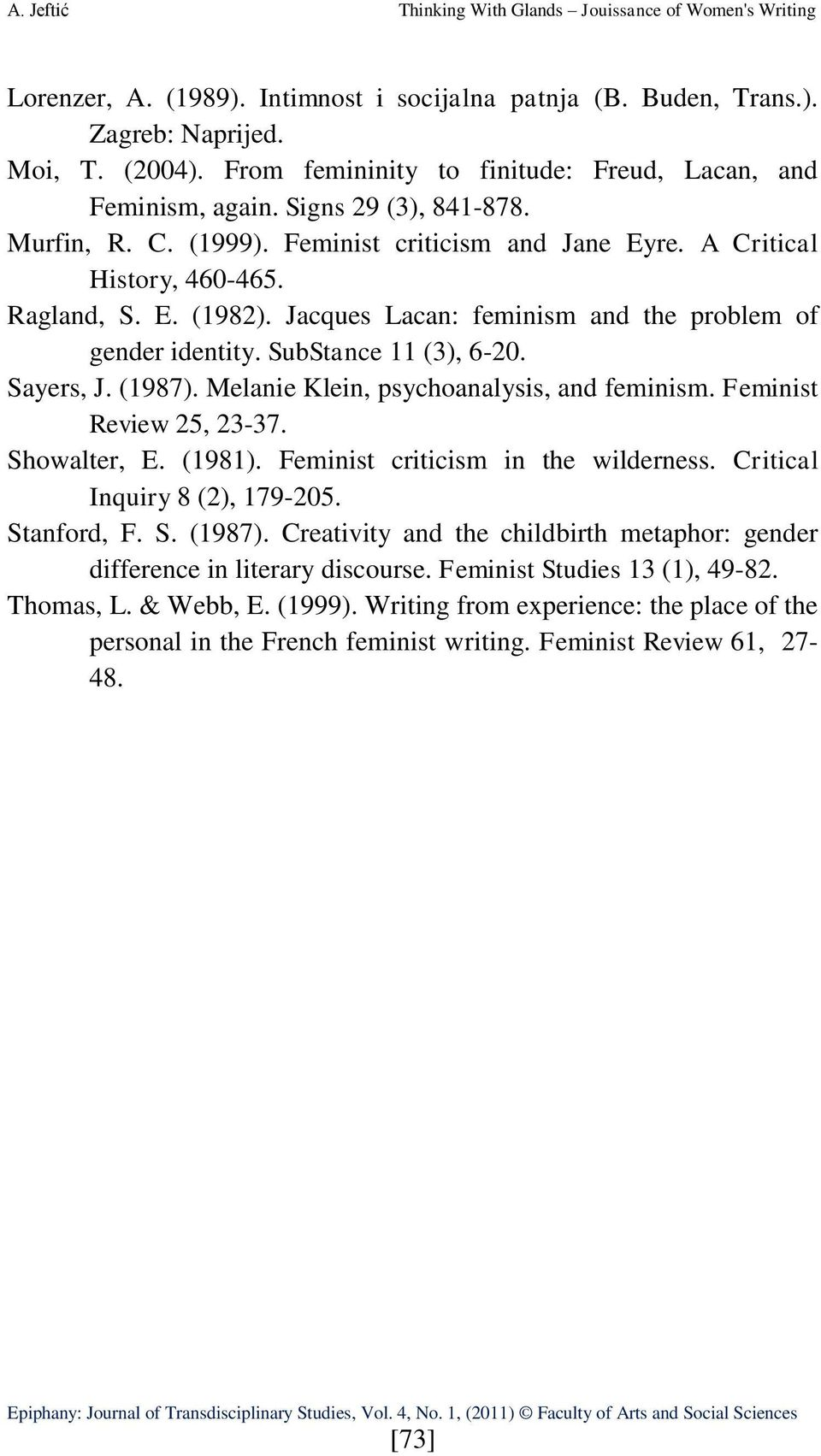 Gender differences in discourse essay