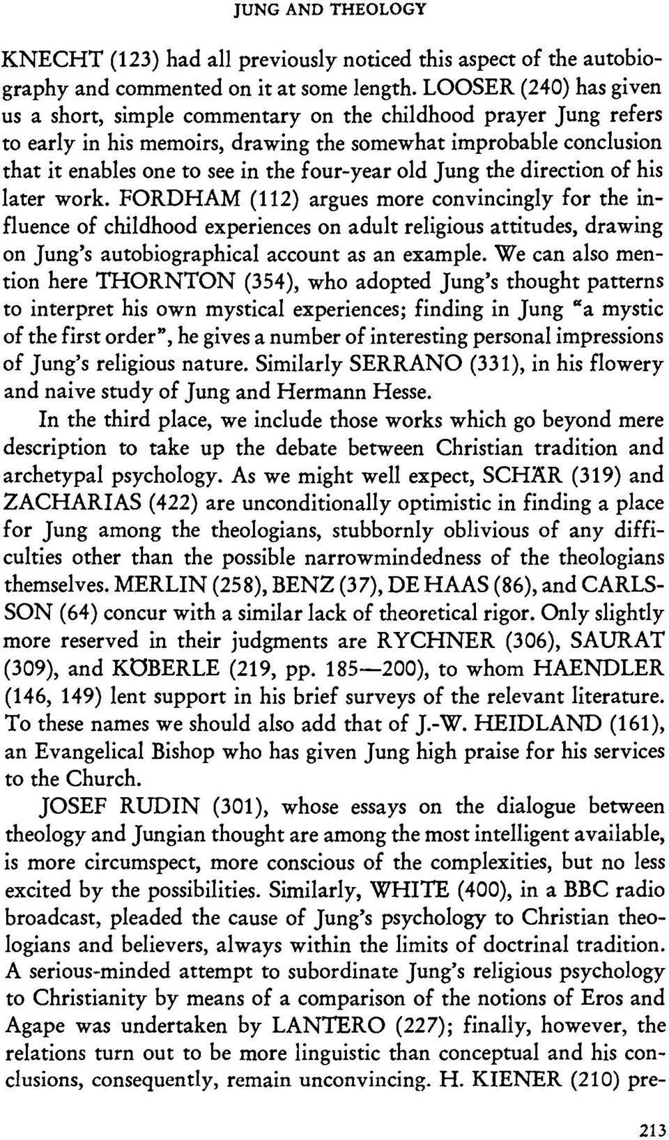 jung psychology and religion essay