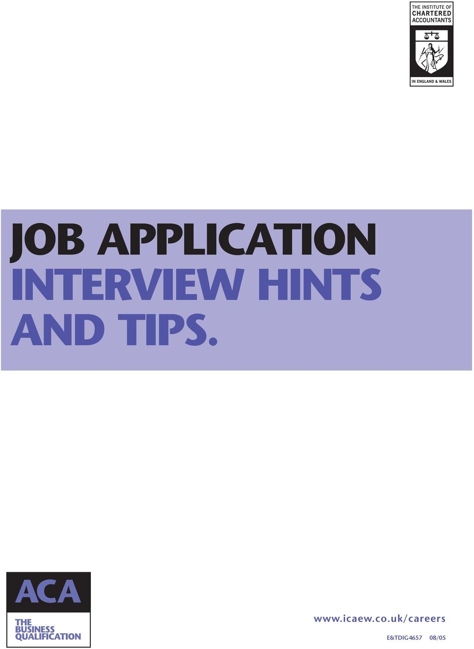 TIPS. www.icaew.co.