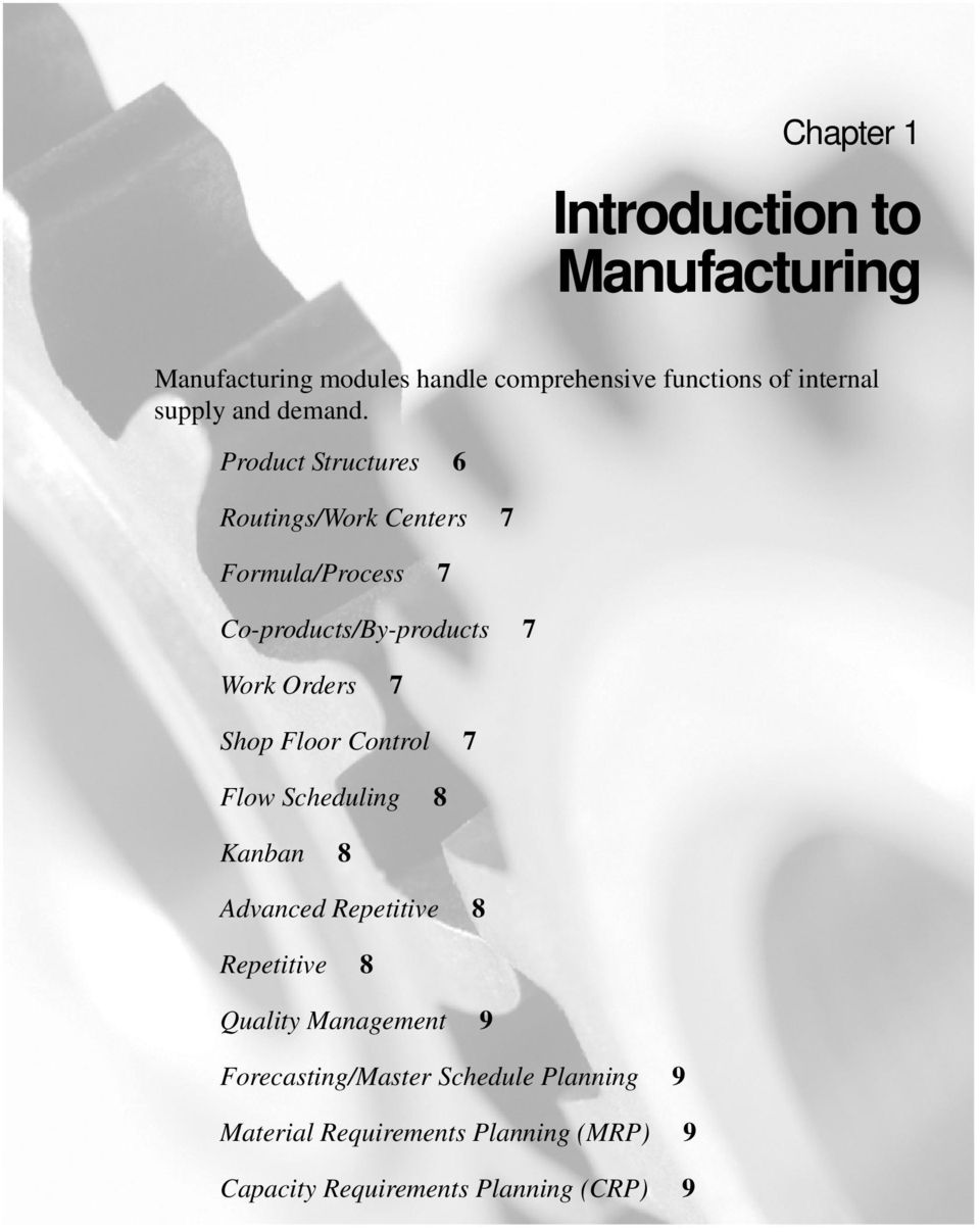 infant formula manufacturing process pdf