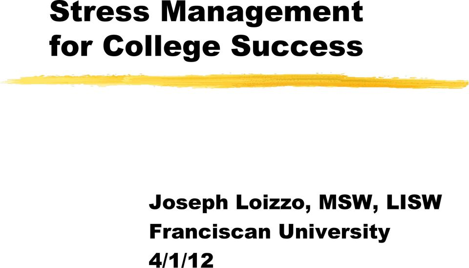 Loizzo, MSW, LISW