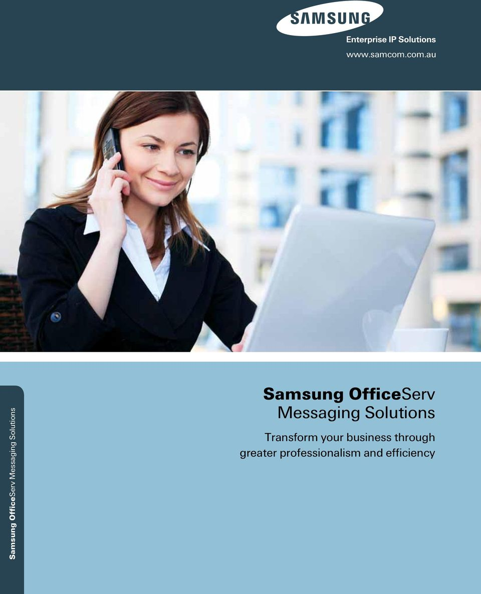 Samsung Messaging Solutions