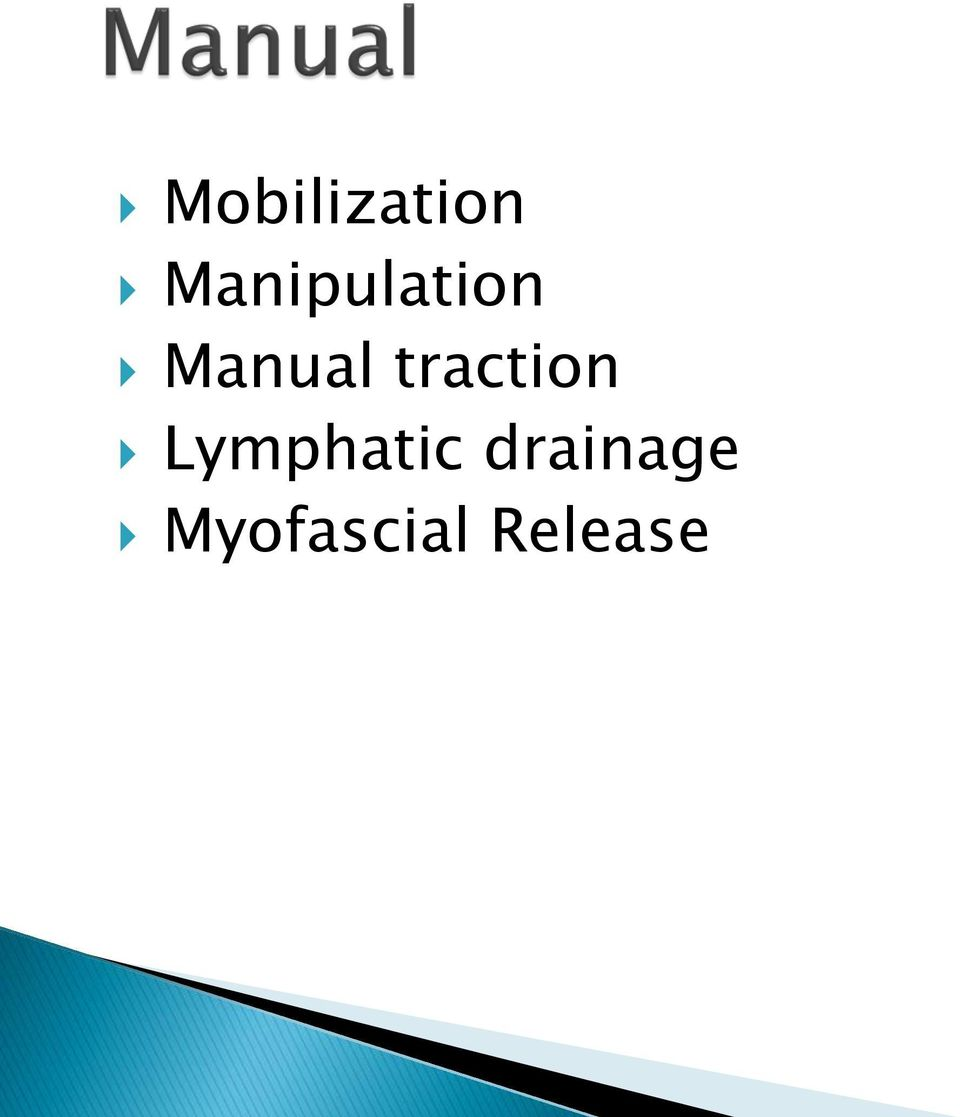 traction Lymphatic