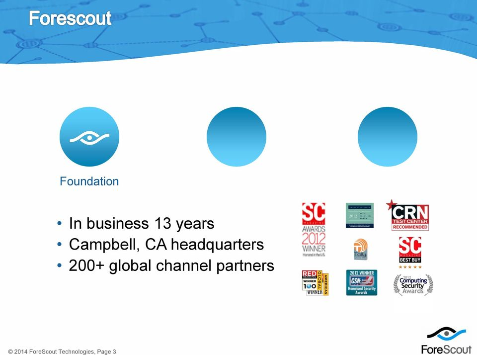 channel partners 2013 ForeScout