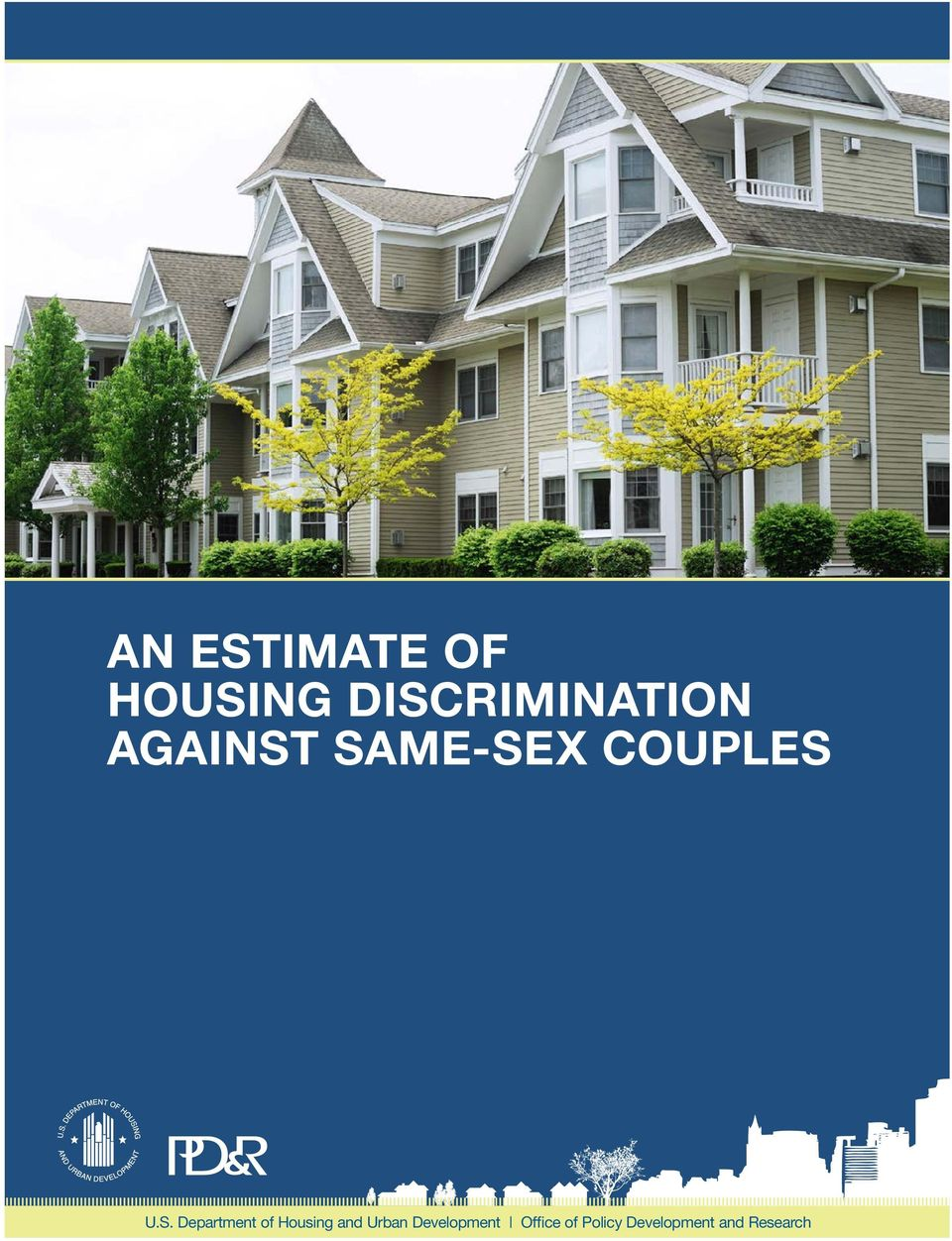 SAME-SEX COUPLES U.S. Department of