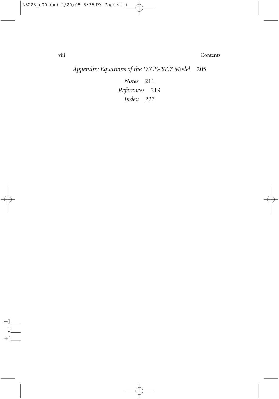 Contents Appendix: Equations of the